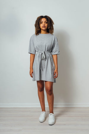 Load image into Gallery viewer, Ez Oversized T-Shirt Dress