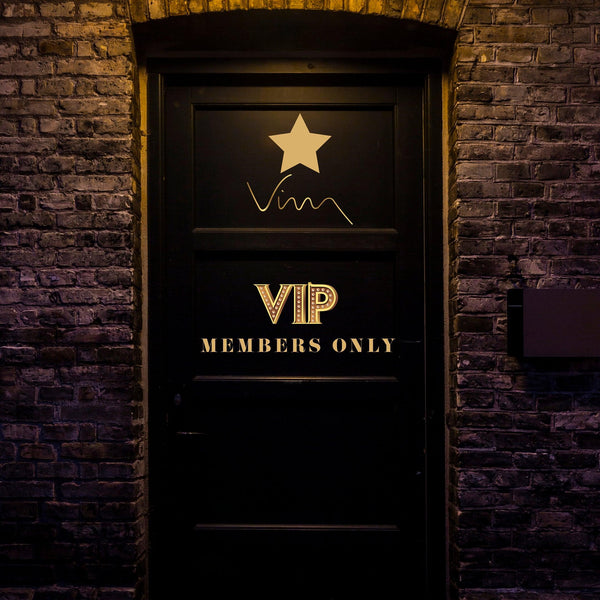 VIP BLACK DOOR SIGN UP