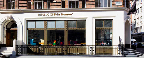 The Republic of Fritz Hansen Store opens Wednesday