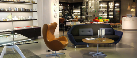 The Republic of Fritz Hansen Store now open
