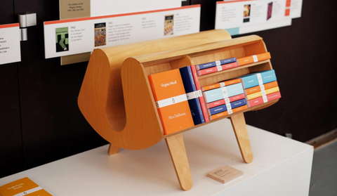 A story of passion  - Celebrating 70 years of Penguin Classics at Skandium with Isokon Plus