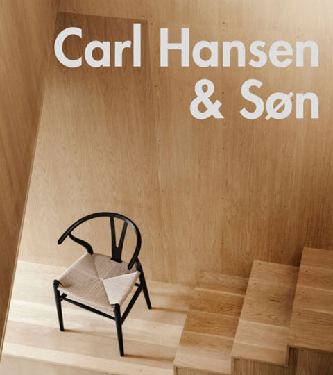 The ABC of Scandinavian design: Carl Hansen, Century-defining craftsmanship