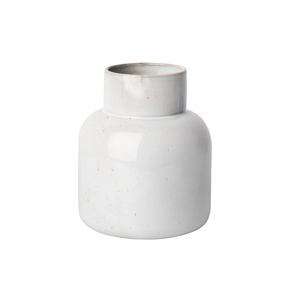 Objects jar vase - Pale grey