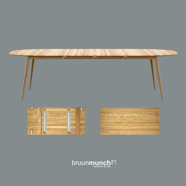 Play Dining Table - Lamé with 2 extension plates
