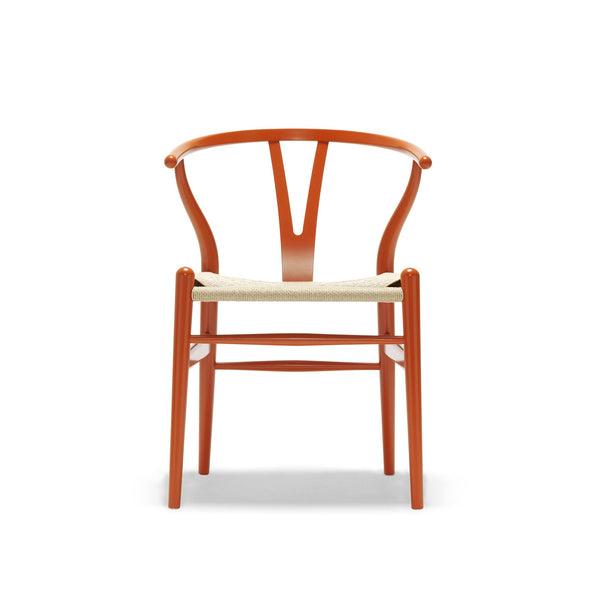 CH24 Wishbone chair in colour