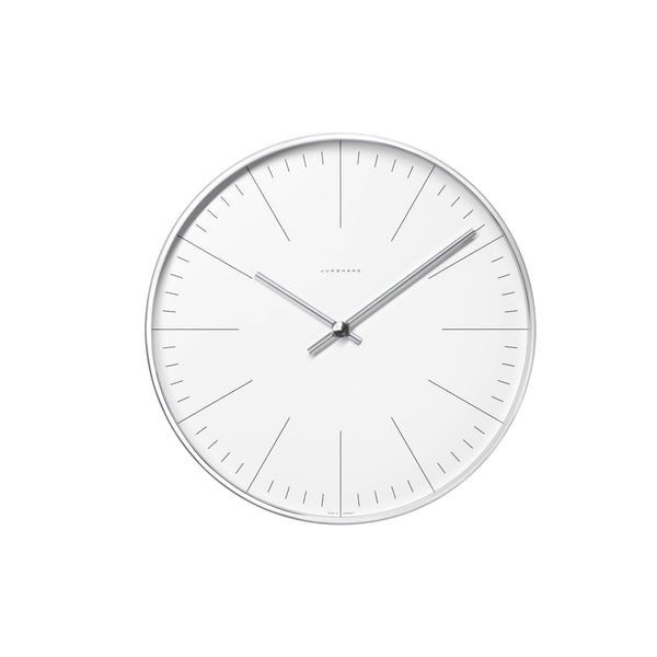 Max Bill Wall clock Quartz 367/6046.00