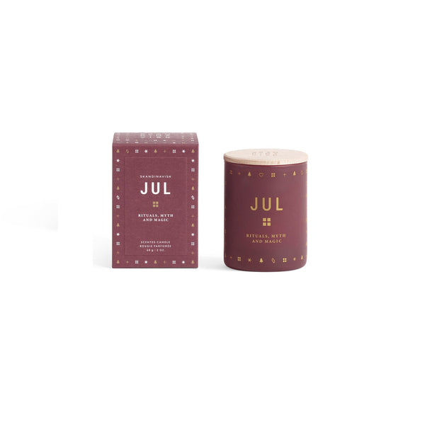 Jul scented candle 2018 (Christmas) small