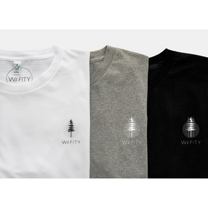 3 pack pine forest - 100% Organic Tees
