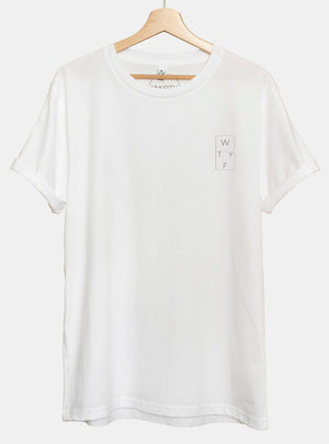 Square WFTY - 100% Organic Tee