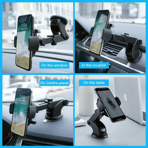 Car Phone Stand Support