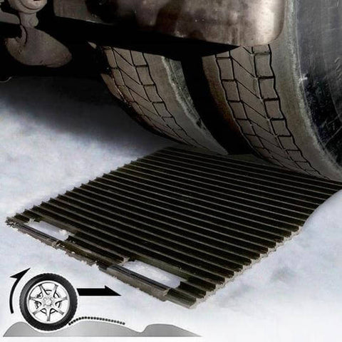 Car Traction Mat