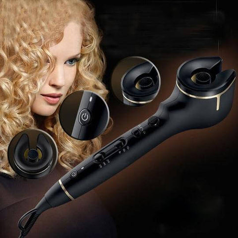 Image of Auto Hair Curler