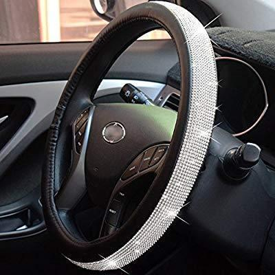 BP Crystal Steering Wheel Cover