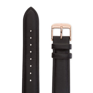Petite watch elegant leather strap for women Paul Jarrel