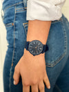 silicone blue watch women, paul jarrel colorful watches, colorful watches, swatch blue watches, blue navy watches, silicona relojes, montre silicone bleu marine, montre bleu marine, women accessories, girls watches, fashion watches blue, sports watch blue, fashion sports watch