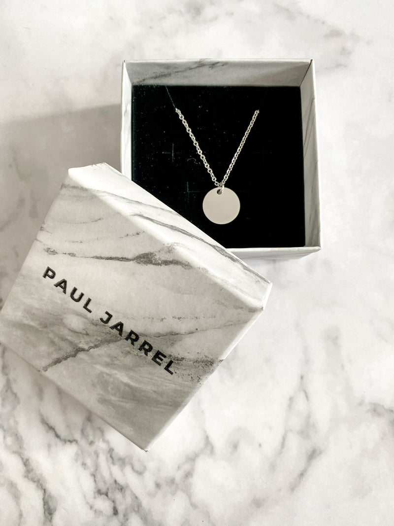 paul jarrel jewellery box, boxes, paul jarrel necklace, coin necklace silver, steel stainless. jewellery, paul jarrel box, caja joyas paul jarrel, bisuteria madrid paul jarrel
