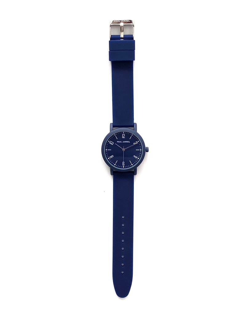 Silicone watch, blue watch, blue navy watch, women watches, women silicone watch, men silicone watch, silicone strap, men plastic watches, blue men watch, quartz watch, relojes silicona, montre en silicone, montre en couleurs, montre bleu, colorful watches, color watch,paul jarrel watch, amazon silicone watch, men's color watch, silicone watch, silicone watch strap