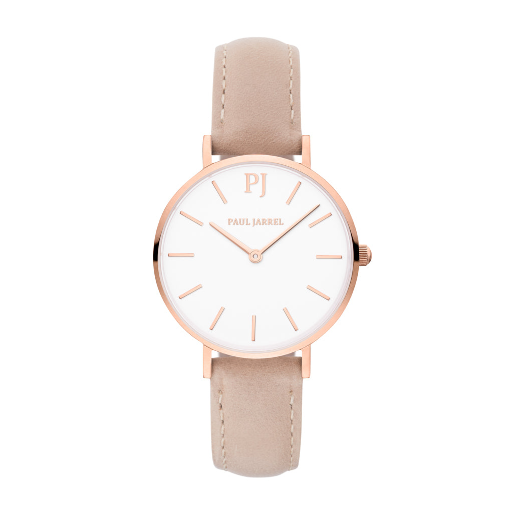 Women leather watch petite beige Paul Jarrel, relojes Paul Jarrel, relojes tendancia, relojes amazon, relojes mujer el corte ingles, relojes el corte ingles, relojes oferta, montres discount, montre en cuir, petite montre femme, Paul Jarrel, Paul Jarrel relojes, Paul Jarrel montre, montre femme, montre cuir, relojes pequeña