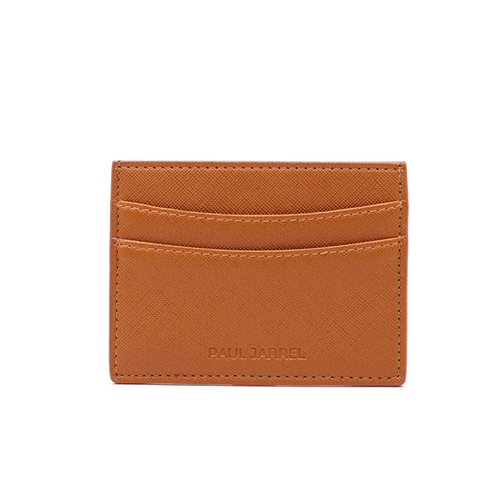 leather brown card holder, card holder Paul Jarrel, paul jarrel brown card holder, men card holder, women brown card holder, paul jarrel card holder, tarjetero marron, el corte ingles tarjetero marron