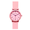 Pink watch, paul jarrel pink watch, girls watch, girls pink watch, montre fille rose, montre femme rose, relojes rosa, relojes chica, colorful watches pink, swatch pink watch, swatch women watches, women watches affordable, girly watch, pink watch paul jarrel, winter fashion, winter watch