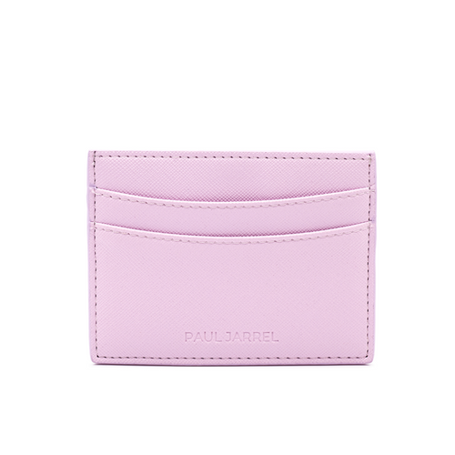 card holder women lilas, lilas card holder, card holder for women, Lilas card holder women, present for women, paul jarrel women card holder