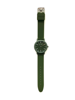 Green watches, military green watches, green silicone watches, men silicone watches, men green watches, unisex silicone watches, dark green watch, relojes verde mujer, amazon watches, women watches amazon, women watches el corte ingles, swatch green watch, paul jarrel watch, Paul Jarrel, flat watches, montres silicone verte, montre kaki, ice watch, colorful watches