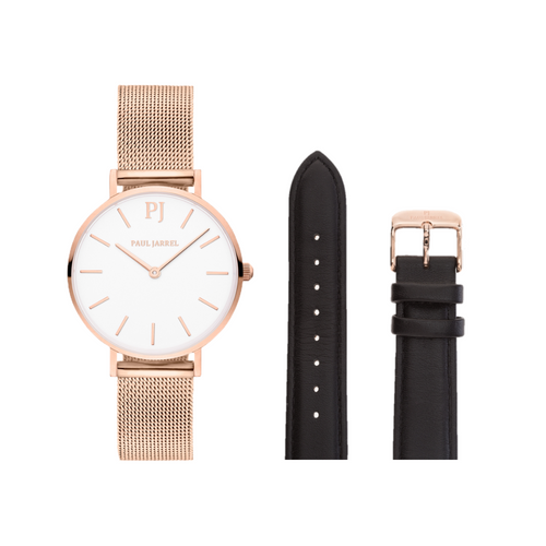 Montre Paul Jarrel, Montre femme pas cher, cheap watches, relojes mujer baratos, relojes mujer barato, relojes mujer cuero, montre femme en cuir, montre femme pas cher, montre femme, reloj mujer, reloj amazon,  montre femme en cuir noir