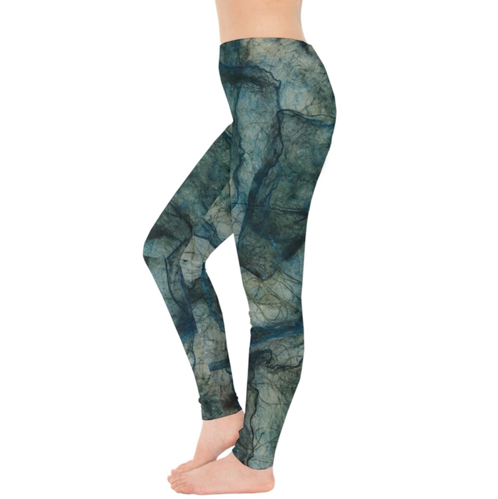 Blue Threads Leggings