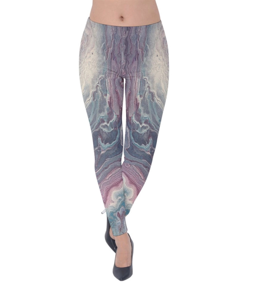 Jupiter's Sister Velvet Leggings