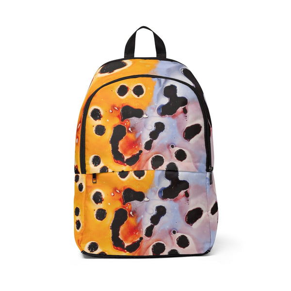 Caveman Unisex Fabric Backpack