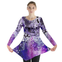 Amethyst Long Sleeve Tunic