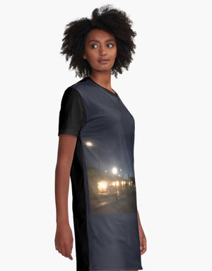 Bridge to Hastings T-Shirt Dress