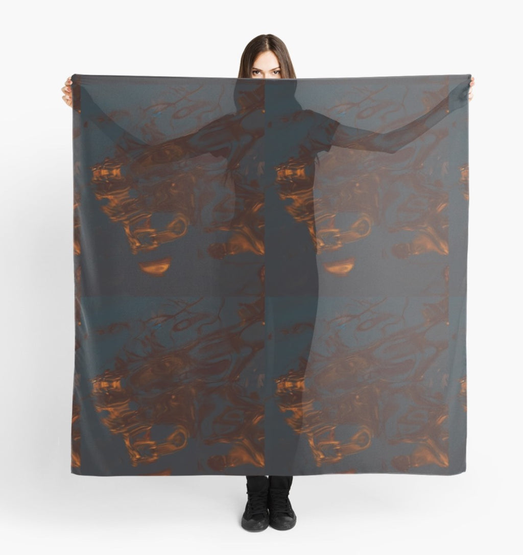 Dream Leaves Scarf