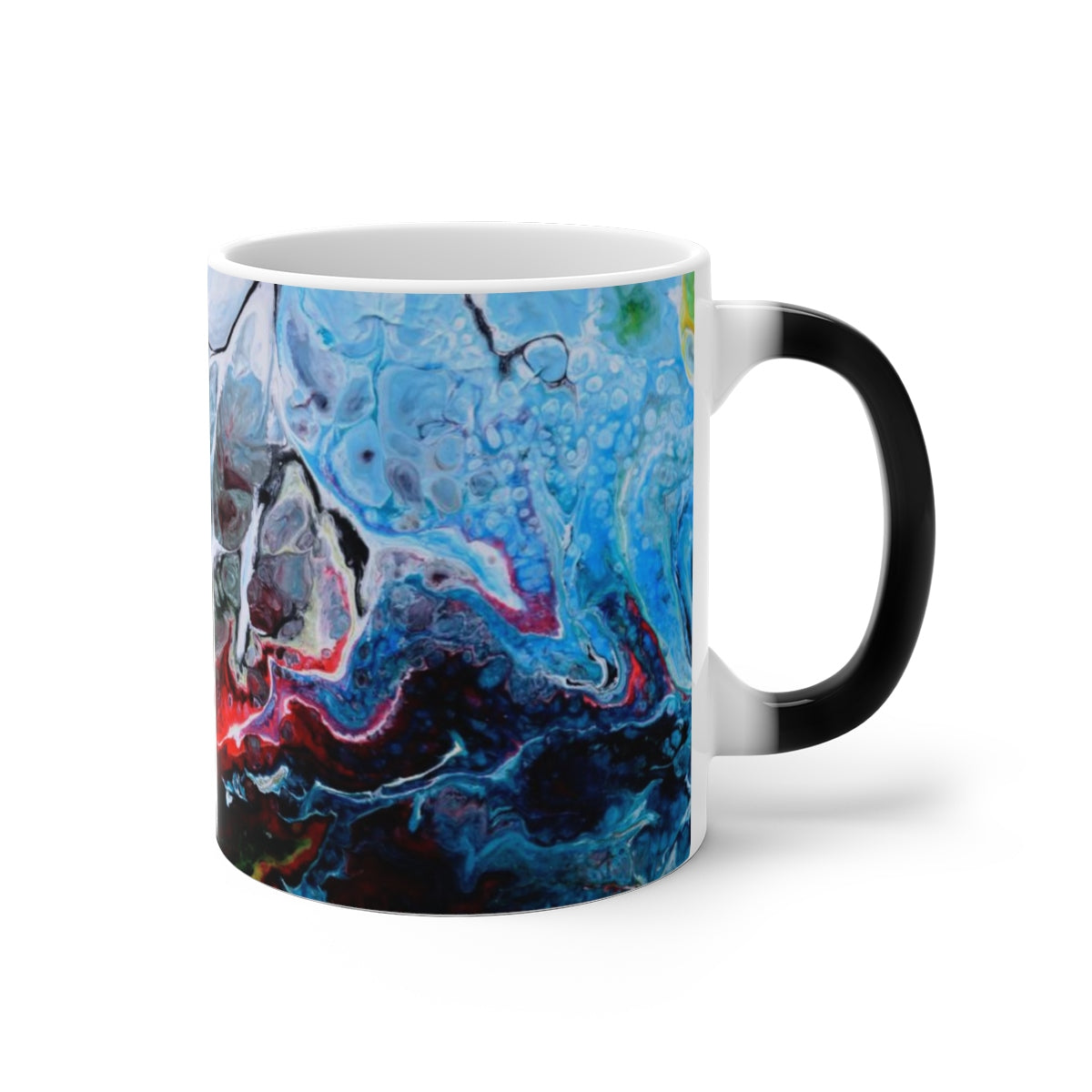 Wake Up!  Color Changing Mug