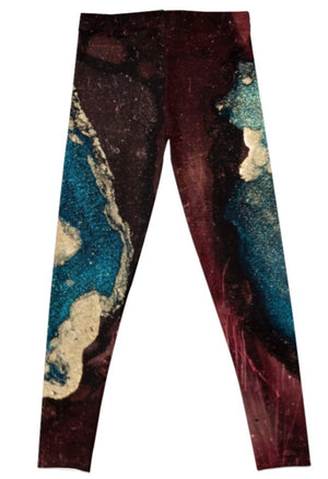 Global Warming Leggings