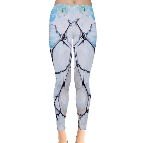 Cracks into Color Leggings