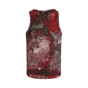 How Red Was Born Tank Top for Women