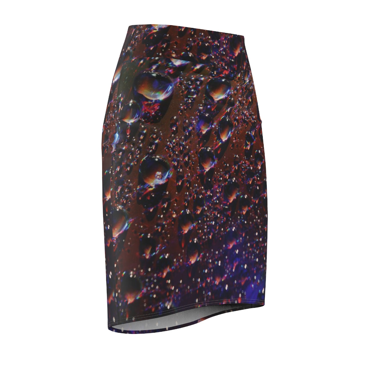 Who Loves the Rain Pencil Skirt