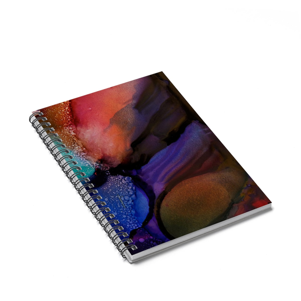 Mars and Venus Spiral Notebook - Ruled Line