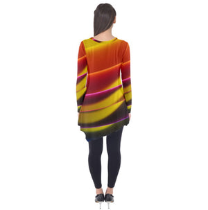 We Got Color Long Sleeve Tunic