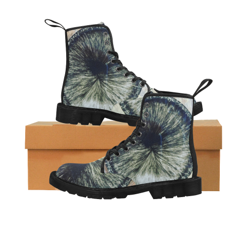 Ink Eye Martin Boots for Women