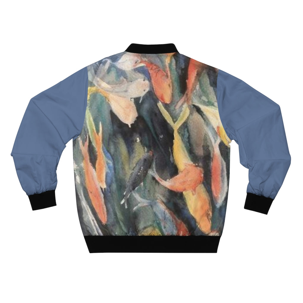 JP Fish Bomber Jacket