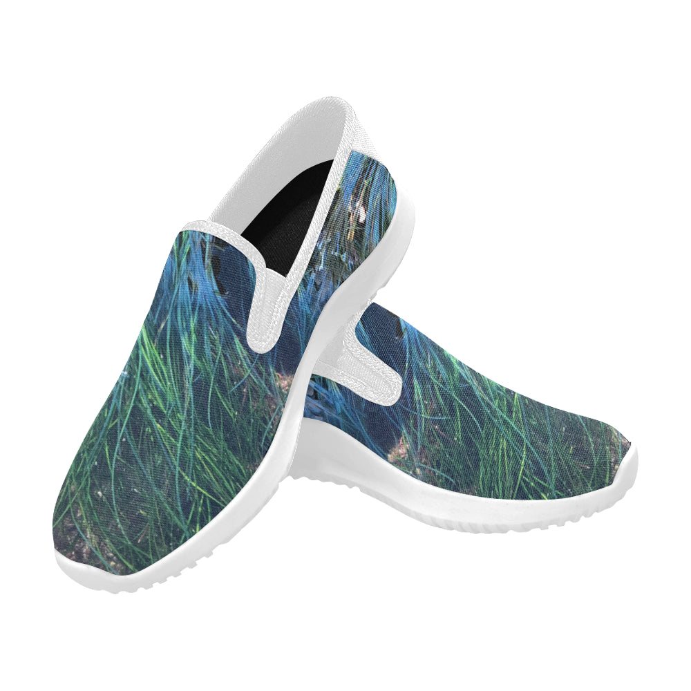 SeaGrass Orion Slip-on Women's Canvas Sneakers