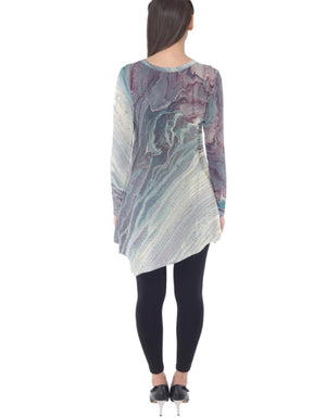 Jupiter's Sister Long Sleeve Tunic
