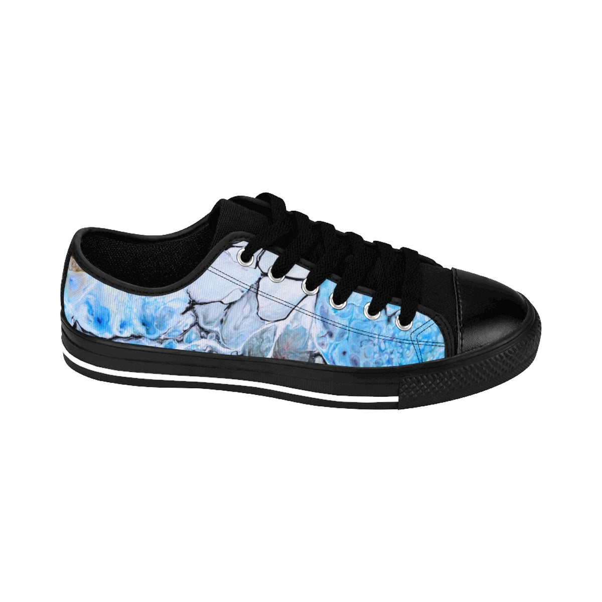 Cracks into Color Women's Sneakers