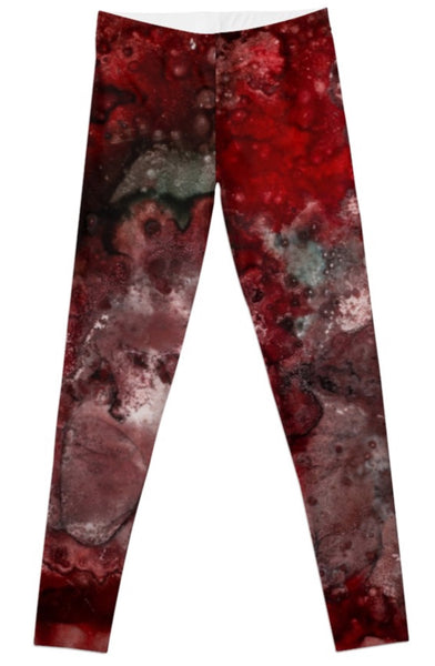 How Red Was Born Leggings (Relaxed Fit)
