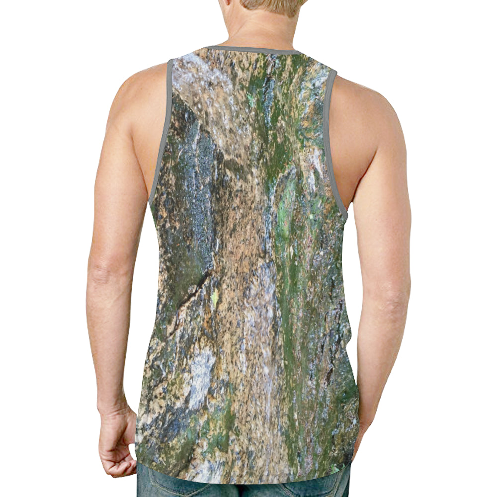Rock Tank Top for Men