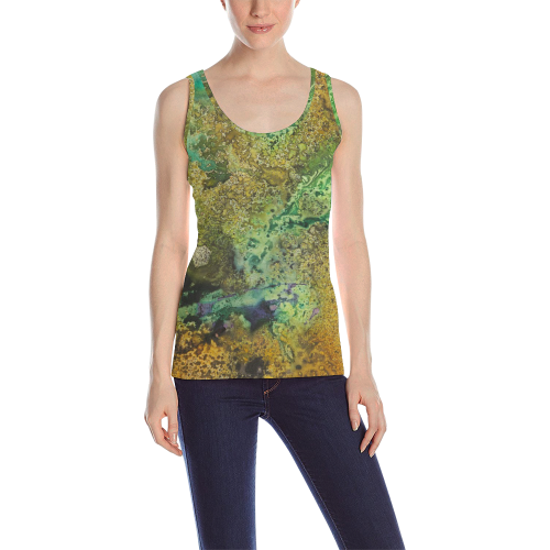 Ancient Sahara Tank Top for Women