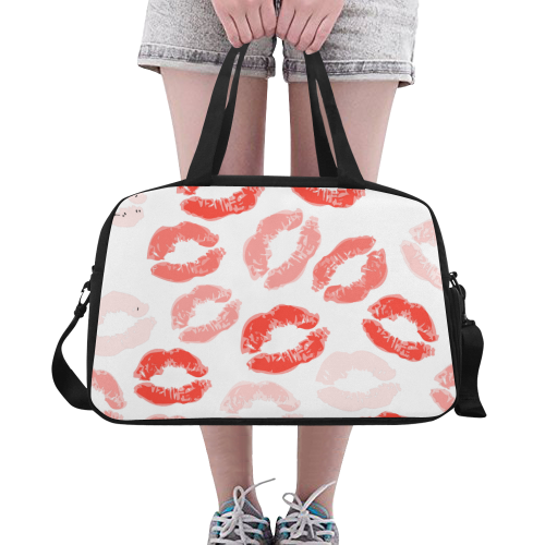 Kissed! Weekend Travel Bag