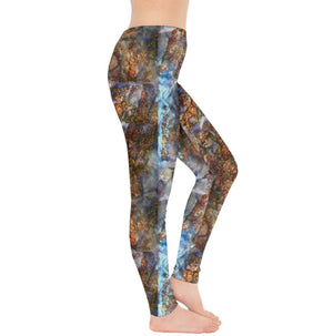 Glints of Autumn Leggings
